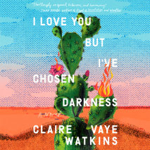 I Love You but I've Chosen Darkness Cover