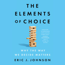 The Elements of Choice Cover