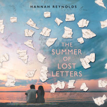 The Summer of Lost Letters Cover