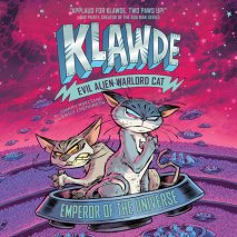 Klawde: Evil Alien Warlord Cat: Emperor of the Universe #5 Cover