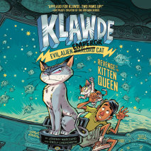 Klawde: Evil Alien Warlord Cat: Revenge of the Kitten Queen #6 Cover