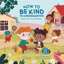 How to Be Kind in Kindergarten Cover