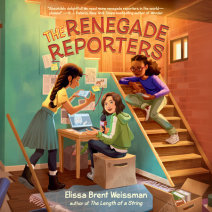 The Renegade Reporters Cover