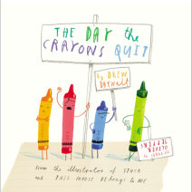 The Day the Crayons Quit Cover