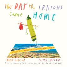 The Day the Crayons Came Home Cover
