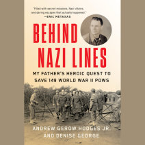 Behind Nazi Lines Cover