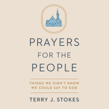 Prayers for the People Cover