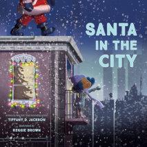 Santa in the City Cover