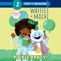 Pickle Party! (Waffles + Mochi) Cover