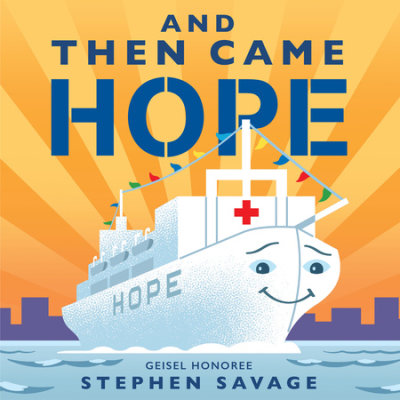 And Then Came Hope cover