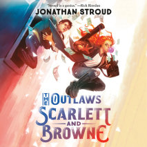 The Outlaws Scarlett and Browne Cover