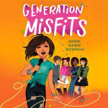 Generation Misfits Cover