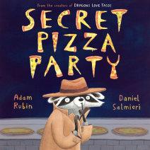 Secret Pizza Party Cover