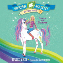 Unicorn Academy Nature Magic #2: Phoebe and Shimmer Cover