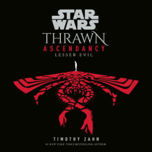 Star Wars: Thrawn Ascendancy (Book III: Lesser Evil) Cover