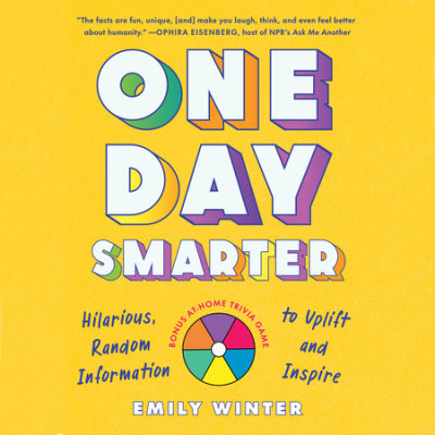 One Day Smarter cover