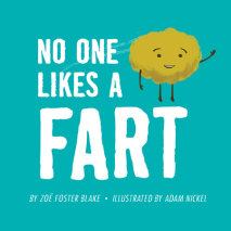 No One Likes a Fart Cover