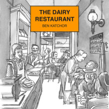 The Dairy Restaurant Cover
