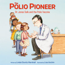 The Polio Pioneer Cover