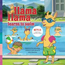 Llama Llama Learns to Swim Cover