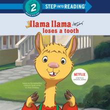 Llama Llama Loses a Tooth Cover