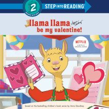 Llama Llama Be My Valentine! Cover