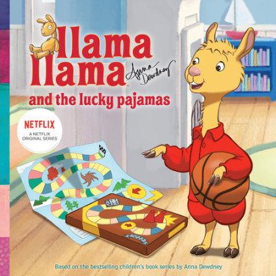 Llama Llama and the Lucky Pajamas cover