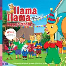 Llama Llama Happy Birthday! Cover