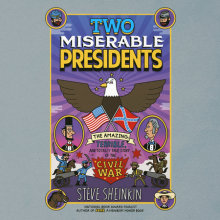 Two Miserable Presidents: Everything Your Schoolbooks Didn't Tell You About the Civil War Cover