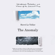 The Anomaly Cover