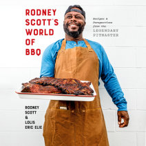 Rodney Scott's World of BBQ Cover