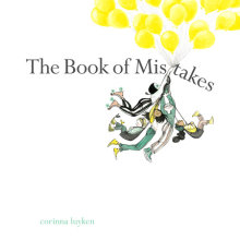 The Book of Mistakes Cover