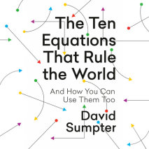 The Ten Equations That Rule the World Cover