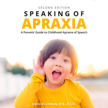 Speaking of Apraxia Cover