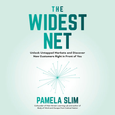 The Widest Net cover