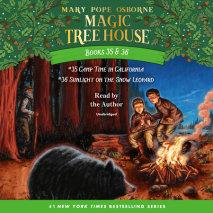 Magic Tree House: Books 35 & 36 Cover