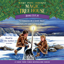 Magic Tree House: Books 33 & 34 Cover