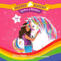 Unicorn Academy: Rainbow of Adventure Audio Set (Books 1-4) Cover