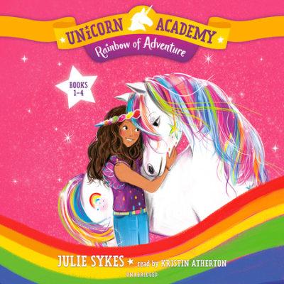 Unicorn Academy: Rainbow of Adventure Audio Set (Books 1-4) cover