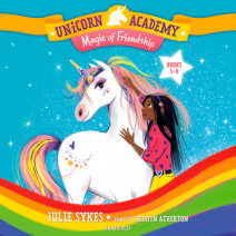 Unicorn Academy: Magic of Friendship Audio Set (Books 5-8) Cover