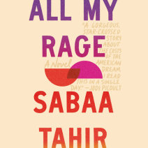 All My Rage Cover