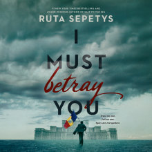 I Must Betray You Cover