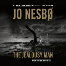 The Jealousy Man and Other Stories Cover