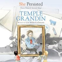 She Persisted: Temple Grandin Cover