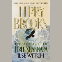 The Voyage of the Jerle Shannara: Ilse Witch Cover