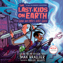 The Last Kids on Earth: Quint and Dirk's Hero Quest Cover