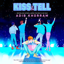 Kiss & Tell Cover