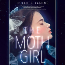 The Moth Girl Cover