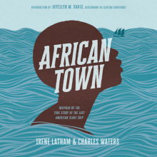 African Town Cover