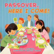 Passover, Here I Come! Cover